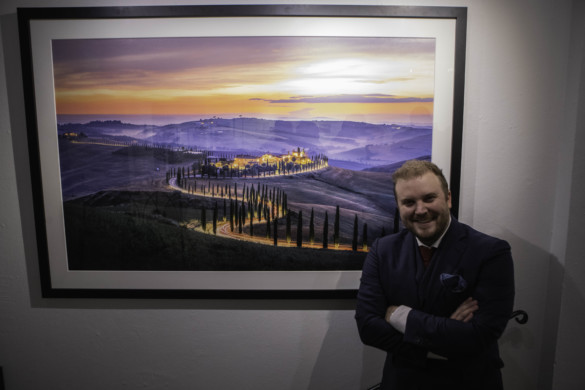 """Study Abroad Students Present """"Visions of Italy"""""""