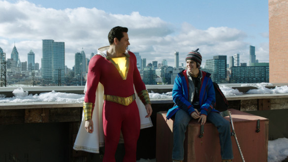 "Film Review: ""Shazam!"""